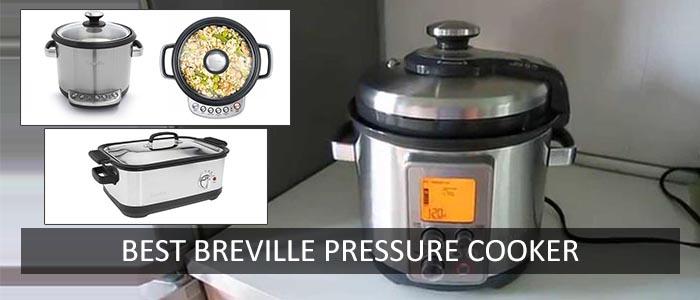 Best Breville pressure cooker