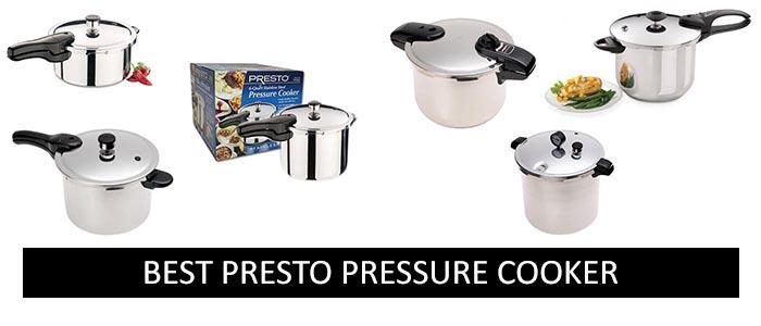 Best Presto Pressure Cooker