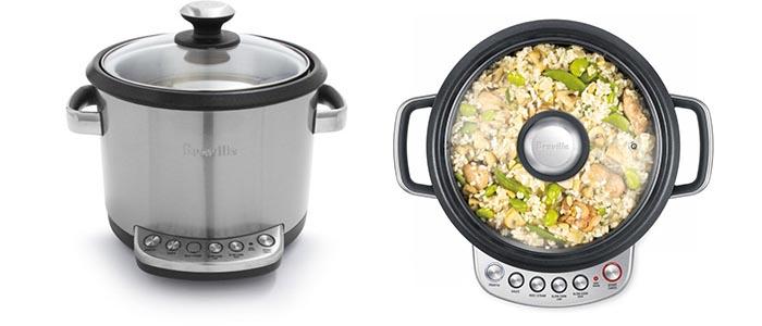Breville BRC600XL pressure cooker